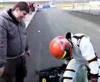 camara a bordo Karting Sevilla Intrepid/parilla x30