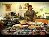 Pastilla au poulet - Pastilla de pollo de Choumicha subtitulado en español