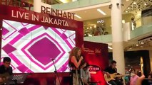 Haley Reinhart - The Way You Make Me Feel (Live In Jakarta)