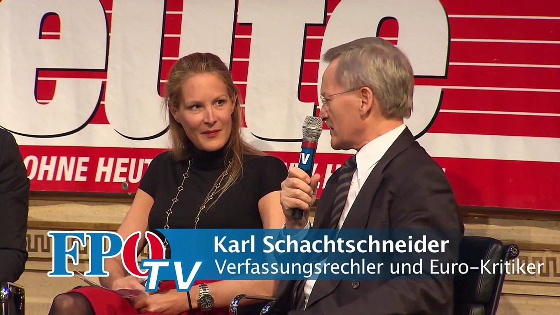 Prof. Schachtschneider: