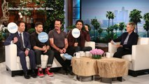 'Entourage' Cast Plays 'Never Have I Ever': Find Out Who Had Sex on Set!