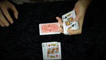 Gambler VS Gambler by Peter Woerde and Vanishing Inc - Card Magic