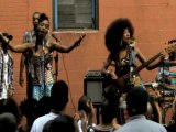Esperanza Spalding feat. Algebra Blessett - Black Gold