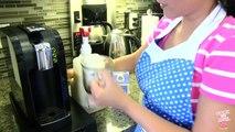 DIY Starbucks Iced White Chocolate Mocha!