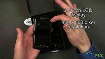 BlackBerry Torch 9850 Verizon) Unboxing
