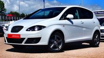 2014 SEAT Altea TDI CR ECOMOTIVE I TECH 1.6 For Sale at Lifestyle SEAT Brighton