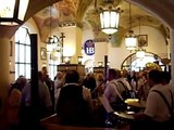 A nice song in the Hofbräuhaus before a little beer