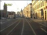 Praha, tramvaj, linka 12, okomentovaná jízda, díl 5