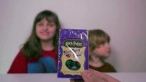 [CHALLENGE] Harry Potter Challenge à 3 ans, un jeu d enfant - Harry Potter Bertie Botts Challenge