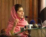 An Inspirational & heart touching speech by Malala Yousafzai from Swat
