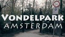 Moving in Vondelpark - Amsterdam