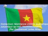 LUTTE CONTRE L'HOMOSEXUALITE AU CAMEROUN REPORTAGE DE EMMANUEL JULES NTAP