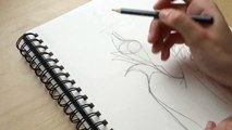 Speed Drawing | Maleficent (Disney's Sleeping Beauty) | Pencil Drawing + Fun Facts