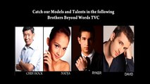 i Models Holdings - Modelling Agency - Brothers 'Beyond Words' TV Commercial