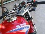 Suzuki EN 125 2A VS Yamaha YBR 125