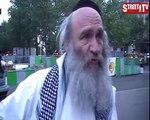 """UN RABBIN ANTI SIONISTE DIT """" LA SHOAH A ETE CRÉÉE PAR DES SIONISTES """""""