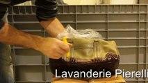 cambio tinta borsa pelle burberry