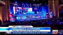 Rick Santorum Slammed by Mitt Romney, Ron Paul in Final GOP Debate on CNN