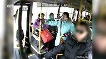 Little girl dies after foot gets stuck between bus doors