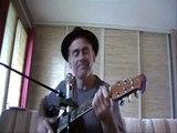 Jacques Higelin je suis amoureux d'une cigarette guitare (cover)