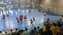 -18F DEMI-FINALE CF 2015 nantes-aulnayblancmesnil 36-34 (résumé/TirsAuxButs)
