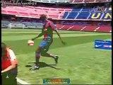 Homenaje|Tribute Yaya Touré FC Barcelona 2007-2010 |Yaya Touré Manchester City new player