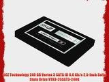 OCZ Technology 240 GB Vertex 3 SATA III 6.0 Gb/s 2.5-Inch Solid State Drive VTX3-25SAT3-240G