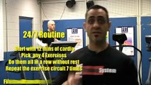 MMA Conditioning Cardio Workout