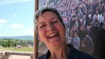 Viaduc de Millau: exposition photos du Veau d'Aveyron et du Ségala