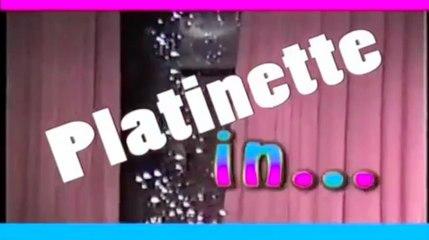 Platinette in versione Mina... qualche anno fa! - PLATINETTE / SIGNORA MIA