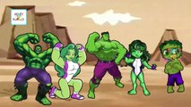 FIFI And The Flowertots Funny Cartoon Animation Nursery Rhymes HD | FIFI Finger Family Fun