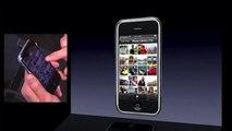 Steve Jobs Introducing the Original iPhone's Photos App