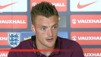 Jamie Vardy 'I'll be giving it my all' | FATV News