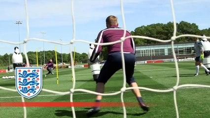 Joe Hart & Robert Green keeping them out | Inside Training