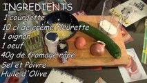 Gratin de Courgettes - Ma Recette Gourmande et Legere !