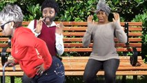GRANNY WEARING APPLE BOTTOMS/ DANCE OFF (DRAKE- Starting From The Bottom Parody) A MUST WATCH!!!