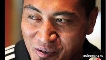 Lutto nel rugby, muore in un incidente l'All Black Jerry Collins