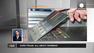 چگونگیِ سرقت از کارتهای بانکی
