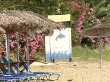 Οι γαλάζιες σημαίες στις παραλίες του Δ.Λοκρών