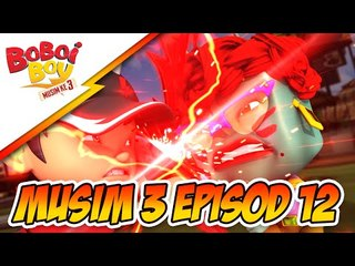 BoBoiBoy Musim 3 Episod 12: Ketibaan Ibu Adu Du