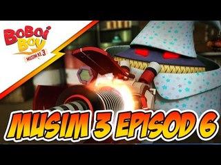 BoBoiBoy Musim 3 Episod 6: Khidmat Wak Ba Ga Ga
