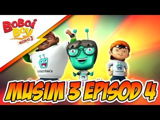 BoBoiBoy Musim 3 Episod 4: Kerjasama BuBaDiBaKo