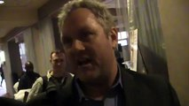 Andrew Breitbart Flips Out on Tommy Christopher