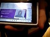 Nokia 770 video test @3GSM
