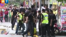 Bersih 3.0 - #Clip4 - Malaysian Police Brutality