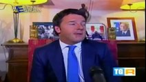 "Dichiarazione Shock Di Renzi: ""Sogno Gli Stati Uniti D'Europa"""