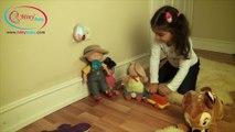 Miny-Baby-Priz Koruyucu-Elektrik-Çarpmalarına Karşı-Önlem