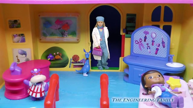 DOC MCSTUFFINS Disney Doc McStuffins Needs The Assistant as Her Doctor a Doc MCSTUFFINS Video Parody