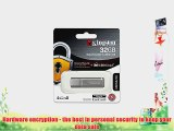 Kingston Digital 32GB Data Traveler Locker   G3 USB 3.0 with Personal Data Security and Automatic