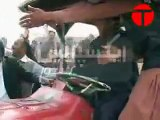 IMRAN KHAN (PTI) BURN his Hand While driving a tractor